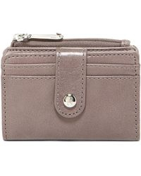 Hobo - Val Indexer Leather Card Case - Lyst