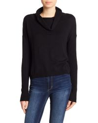 One Teaspoon | Knoxville Cowl Neck Jumper | Lyst