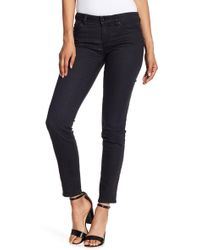 Two By Vince Camuto - Grey Skinny Jeans - Lyst