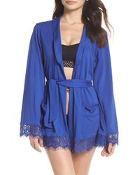 Free People - Sweetest Thing Robe - Lyst