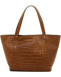 Liebeskind Berlin - Soho Croco Collection Leather Soho Tote - Lyst