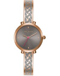 Ted Baker - Bree Bracelet Watch, 30mm - Lyst
