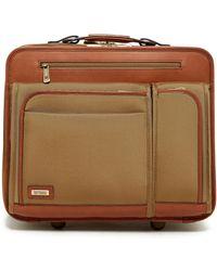 Hartmann - Mobile Office Nylon Rolling Case - Lyst