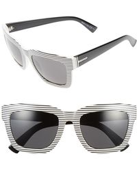Von Zipper - Women's Juice Retro Rectangle Sunglasses. - Lyst