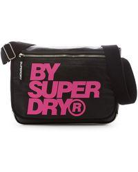Superdry - Frat Record Bag - Lyst