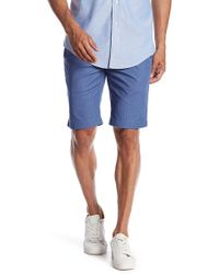 Brooks Brothers - Printed Bermuda Shorts - Lyst