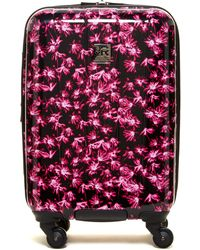 "Kenneth Cole - Bellis Hardside 20"" Expandable 4 Wheel Upright Suitcase - Lyst"