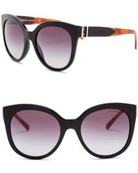 Burberry 55mm Cat Eye Sunglasses