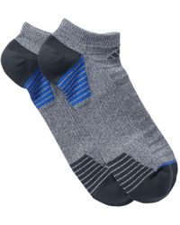 adidas - Superlite Speed No Show Socks - Pack Of 2 - Lyst