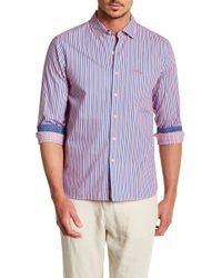 Tommy Bahama - Surf The Line Trim Fit Shirt - Lyst