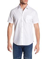 Good Man Brand - Arrow Print Slim Fit Shirt - Lyst