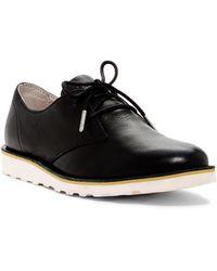Blackstone - Leather Derby - Lyst
