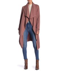 Thread & Supply - Emrata Open Front Jacket - Lyst