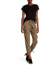 Nanette Nanette Lepore - Pull On Utility Ankle Pants - Lyst