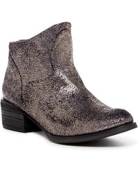 Not Rated - Sagitta Bootie - Lyst