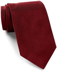 Robert Talbott - Best Of Class Solid Silk Tie - Lyst