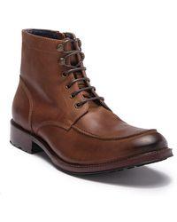 Gordon Rush - Pruitt Apron Toe Zip-up Boot - Lyst