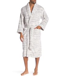Daniel Buchler - Heather Striped Robe - Lyst