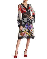 Petit Pois - Lace Flair Dress - Lyst