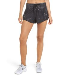 Zella - Boxer Babe Shorts - Lyst