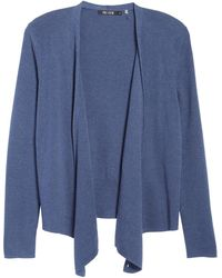 NIC+ZOE - Four-way Convertible 3/4 Length Sleeve Cardigan - Lyst