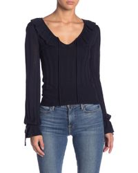 Cupcakes And Cashmere - Koren Knit Top - Lyst