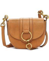 Frye - Small Ilana Harness Saddle Bag - Lyst