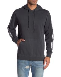 Billabong - Wave Washed Hoodie - Lyst
