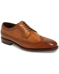 Allen Edmonds - Grandview Longwing Derby (men) - Lyst