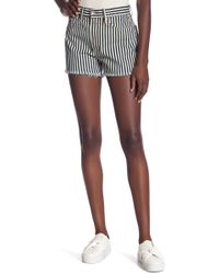 Rag & Bone - Justine High Waist Cutoff Shorts - Lyst