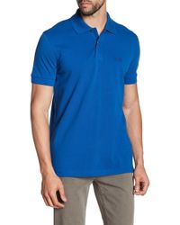 BOSS - Pallas Regular Fit Polo - Lyst