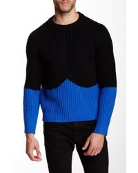 HUNTER - Original Moustache Wool Jumper - Lyst