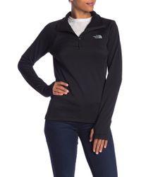 The North Face - Bordo Half Zip Pullover Jacket - Lyst