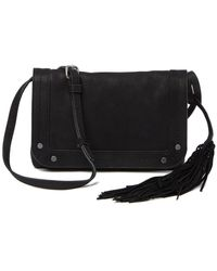 Lucky Brand - Wren Small Leather Crossbody Bag - Lyst