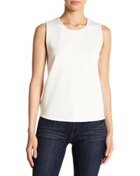 Threads For Thought - Nora Back Tie Tank - Lyst