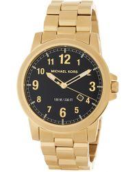 MICHAEL Michael Kors - Men's Paxton Bracelet Watch, 43mm - Lyst