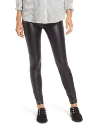 Lyssé - Jones Faux Leather Leggings - Lyst