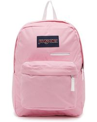 Jansport - Digibreak Prism Pink Backpack - Lyst