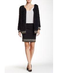 Jessica Simpson - Embellished Skirt - Lyst
