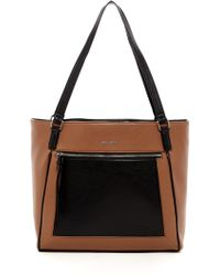 Nine West - Here's A Treasure Faux Leather Shoulder Bag - Lyst