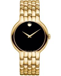 Movado - Men's Veturi Bracelet Watch - Lyst