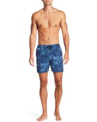 Jared Lang - Elephant Print Swim Trunks - Lyst
