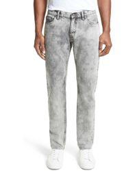 Saturdays NYC - Luke Straight Leg Jeans - Lyst