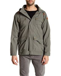 United By Blue - Milton Hooded Jacket - Lyst