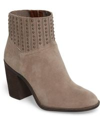 Lucky Brand - Salome Embellished Bootie - Lyst