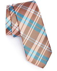 1901 - Woven Silk Tie - Lyst