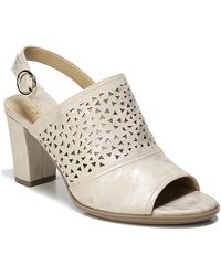 6ef1465f167 Naturalizer - Lennie Slingback Mule - Wide Width Available - Lyst