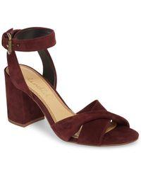 51f296a6714 Splendid - Fairy Block Heel Sandal (women) - Lyst