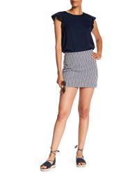 Trina Turk - Ricco Stripe Skirt - Lyst