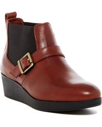 Johnston & Murphy - Danielle Elastic Waterproof Bootie - Lyst